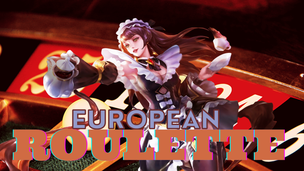 KUS7 EUROPEAN ROULETTE-min
